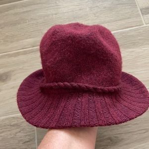 August Hat Company wool hat